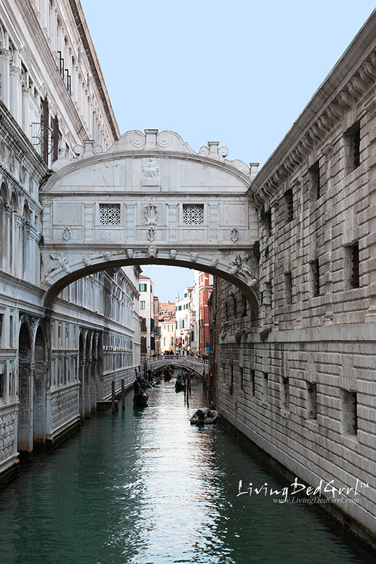 Bridge of Sighs North View