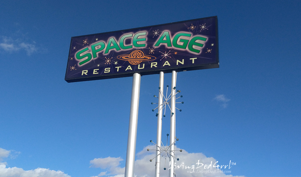 The Space Age Lodge, Gila Bend, AZ